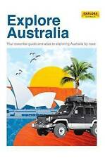 NEW Explore Australia By Explore Australia Flexi Bound Book Free Shipping  r777