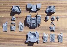 40K Space Wolves Venerable Dreadnought Torso Bits