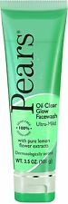 Pears Oil Clear Glow Facewash 3.5 oz