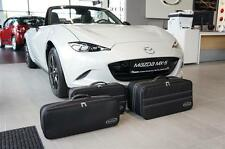 Mazda MX-5 ND Convertible Cabriolet Roadster bag Suitcase Luggage Bag Set 2015+