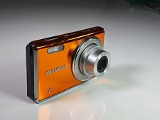 Vintage Olympus FE-4000 Compact Digital Camera 6 Mpx 4X Optical Zoom Collectible