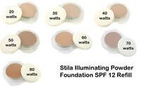STILA illuminating powder foundation refill SPF12 - 10g BOXED..