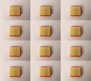 12 Pack Air Filter Fits Stihl 4180-141-0300B FS91 FS131 FS111