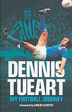 Dennis Tueart Autobiography - My Football Journey - Manchester City Sunderland