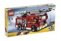 LEGO Creator Fire Rescue - 6752 - New in Dmg Box