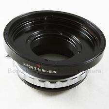Kipon Tilt Hasselblad V CF lens to Canon EOS EF mount adapter 5D III 7D 700D