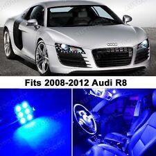 Audi R8 Blue LED Lights Interior Package Kit
