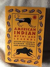 American Indian Myths and Legends 1984 PB LIKE NEW