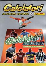 CALCIATORI PANINI=2001/2002=RISTAMPA INTEGRALE DELL'ALBUM=EDITO DA  PANINI-GDS