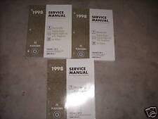 1998 PONTIAC BONNEVILLE BUICK LESABRE Olds 88 Service Shop Repair Manual Set 1st