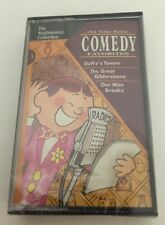 Smithsonian Collection Old Time Radio Comedy Favorites Cassette Diffuse Tavern