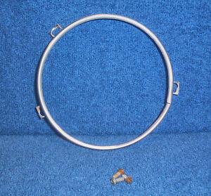 OEM Headlamp Headlight Bulb Retaining Trim Ring, 73-74 AMC Ambassador Matador