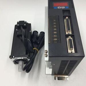 2.39NM 750W AC Servo Drive+Motor 220V 3000R/Min NEMA32 Material Conveying