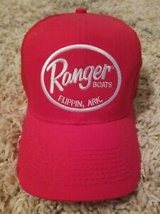 Ranger Boats Hat Mesh Flippin,  AR