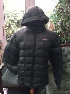 Berghaus Men's Down Padded Hooded Jacket