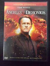 DVD Angeles y Demonios.Tom Hanks