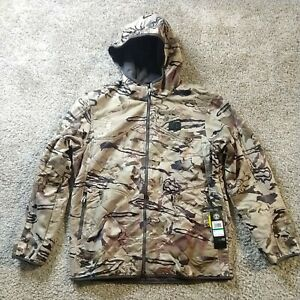 [1355316-999] Mens Under Armour Brow Tine Jacket Size Large