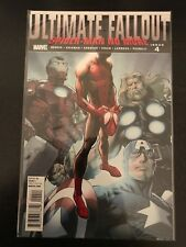 Ultimate Fallout #4 1st Miles Morales Spider-Man 1st Print Sealed Polybag NM-/NM
