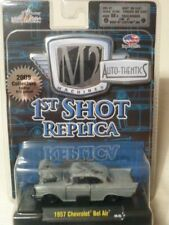 M2 MACHINES 1st SHOT REPLICA 1:64 CHEVROLET BEL AIR 1957(RARE)