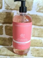 Crabtree & Evelyn ROSEWATER & PINK PEPPERCORN Hydrating Hand Wash 16.9 oz New