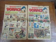 BD / HARDI PRESENTE DONALD nos 23 ET 48 1947 ET 1948