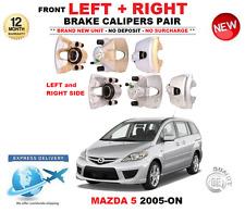 für Mazda 5 2005-on Front links u rechts Bremssättel Paar 1.6 1.8 2.0 CR19 CW