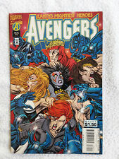 The Avengers #389 (Aug 1995, Marvel) Vol #1 *VF