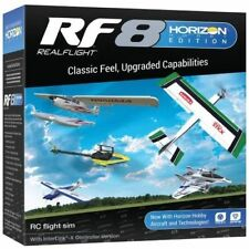Realflight 8 Simulateur de Vol Rfl1000 Horizon Hobby Édition