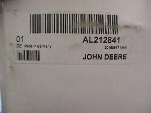 John Deere AL212841 Filter