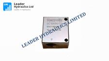 Bosch Rexroth Compact Hydraulics / Oil Control / R901184887 / MANIFOLD S 34C017