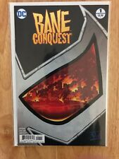 Bane Conquest #1 - #6 DC Comics