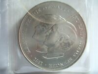 1981 (a) Commemorative Medal The Prince of Wales and Lady Diana!