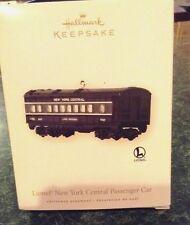 Hallmark Keepsake Ornament 2008 - N.Y. Central - Passenger Car - B005