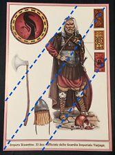 ss - EMI - Planche - Ufficiale della Guardia Varega Bizantina (XI secolo)