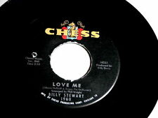 BILLY STEWART~LOVE ME ~WHY AM I LONELY~NEAR MINT~CHESS~~ NORTHERN SOUL 45