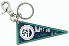 Portachiavi Keyring Napapijri Uomo Men Donna Women California Corporate N2V14