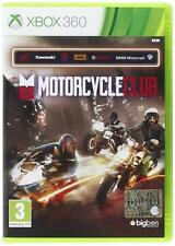 MOTORCYCLE CLUB   XBOX 360   MICROSOFT    NEU & OVP   USK18