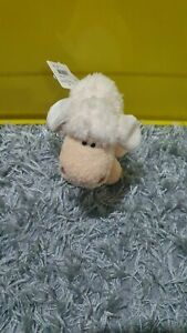 Plush Nici Sheep Standing New With Tags