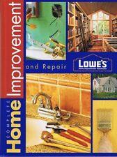 B0044IHYIK Lowes Complete Home Improvement & Repair