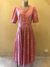 Robe Longue / mi-longue Laura Ashley Taille 40 Tissus Floral Liberty