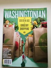 Washingtonian Magazine The Golden Age of Grocery Shopping March 2018