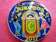 2017 Carrollton Jukebox Multi-Color Mardi Gras Doubloon