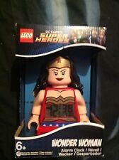 LEGO eroi DC Super Heroes Wonder Woman Sveglia Digitale Scatola Nuovo Di Zecca in