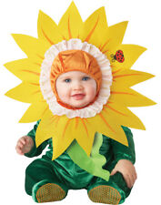 InCharacter Silly Sunflower Costume Baby 6-12 Mos 16008 Fast Ship J37
