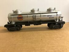 Lionel Gulf 3 Dome #6425 Tanker