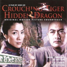 O.S.T - Crouching Tiger, Hidden Dragon Chinese Music New Korea Sealed