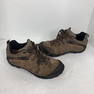 Merrell Mens Gortex stone Vibram  Waterproof Hiking  Mens 10.5 shoes