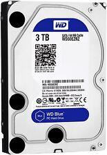 """HARD DISK INTERNO 3,5"""" 3TB WESTERN DIGITAL CAVIAR BLUE WD30EZRZ"""