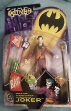 Mattel Batman 2003 Battle Board Joker Collectible Action Figure NEW