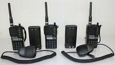 Pryme PR-460 UHF FM Transceiver MicroConnect Handheld GMRS Portable Mobile Radio